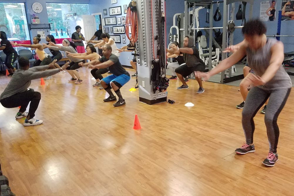 CNU Fit Fitness and Personal Training in Dover