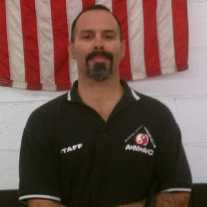 Victor Cannino in CAMBRIDGE - American Martial Arts Center