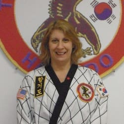 Sharon Nadeau Gilmore in Hopedale - The Martial Instinct Self Defense