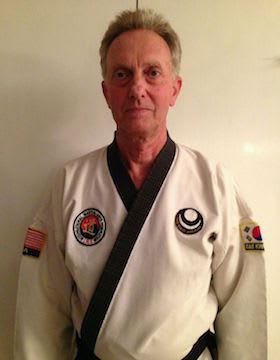 Randy McLean in 	 Oklahoma City  - Jack Hwangs Martial Arts