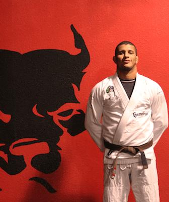 Gutemberg Pereiria in Toledo - BADDOG Sports Performance/GFTeam Brazilian Jiu Jitsu