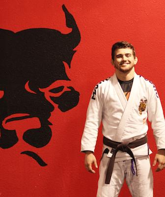 Dante Leon in Toledo - BADDOG Sports Performance/GFTeam Brazilian Jiu Jitsu