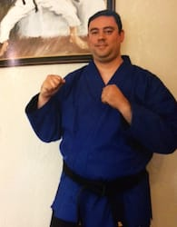 Nathan Sanchez in 	 Oklahoma City  - Jack Hwangs Martial Arts