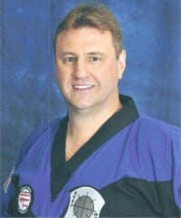 Mr White in Holden - Holden Martial Arts