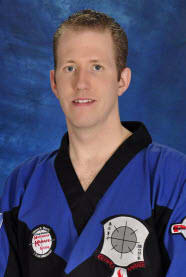 Mr MacDonald in Holden - Holden Martial Arts
