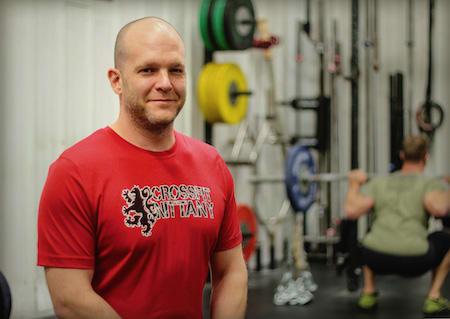 Dan Lehman in State College - CrossFit Nittany