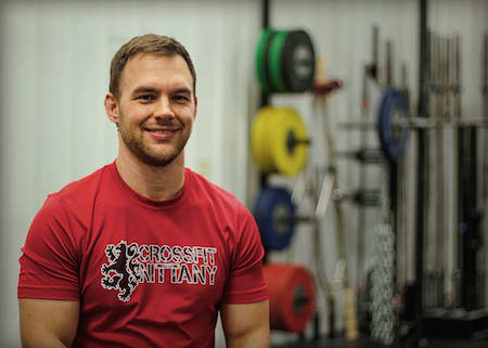 Dr. Cody Borigo in State College - CrossFit Nittany