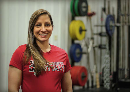 Jennifer Borigo in State College - CrossFit Nittany