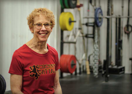 Cathie St. Andrews in State College - CrossFit Nittany