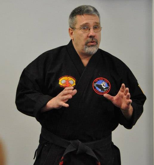 Shihan Mario Mastro in Whitman - The TAMA Dojo