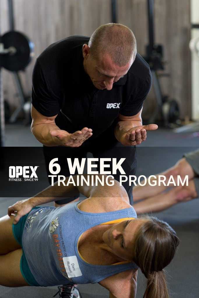 Personal Training in North Scottsdale - OPEX North Scottsdale Download Report