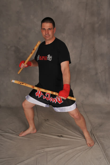 Master David Dow in Manhattan Beach - Beach Cities Martial Arts