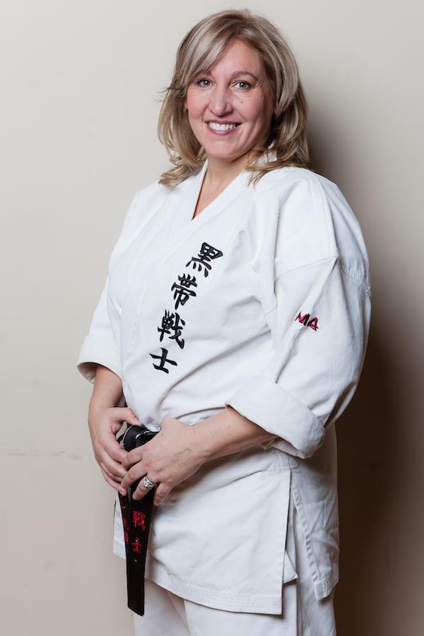 Sensei Jana DiCervo in Howell - Sovereign Martial Arts