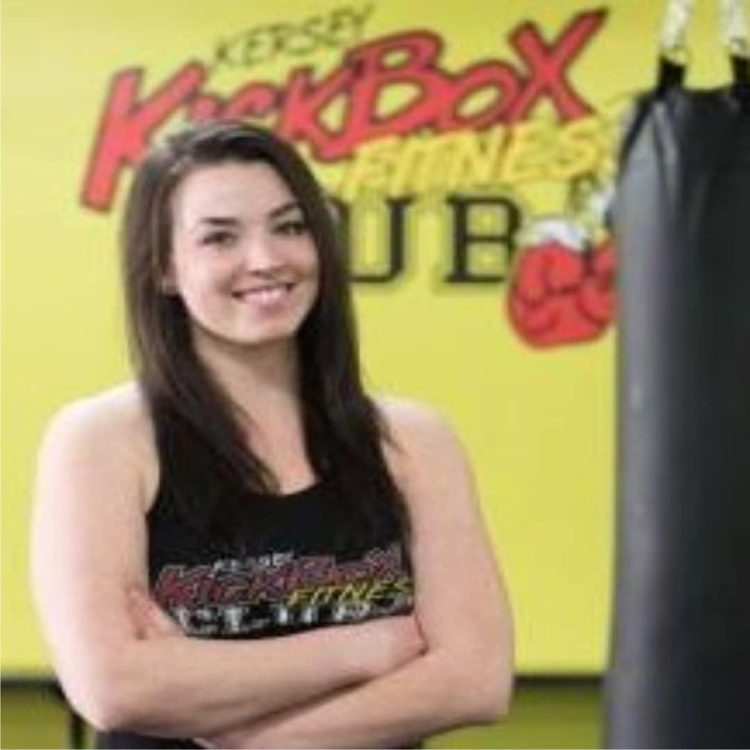 Samantha Duff in Windsor - Kersey Kickbox Fitness Club