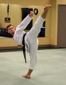 Jared Dunn in Newtown - The Dojo Karate Training Center