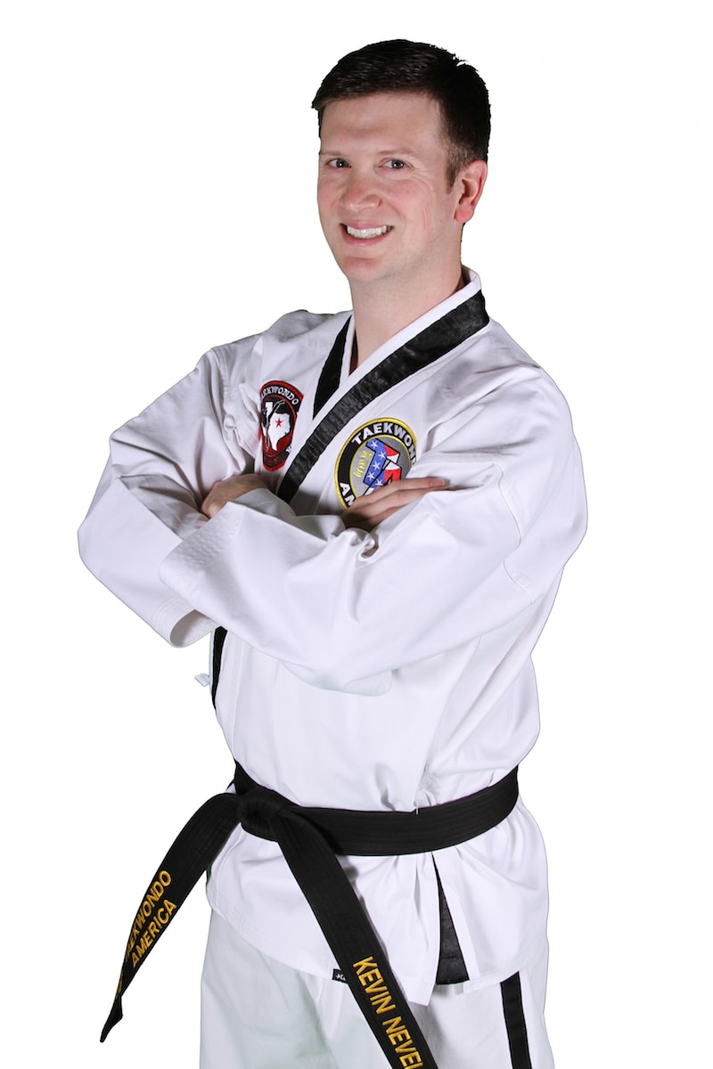 Kevin Nevels in Coppell - Coppell Taekwondo Academy