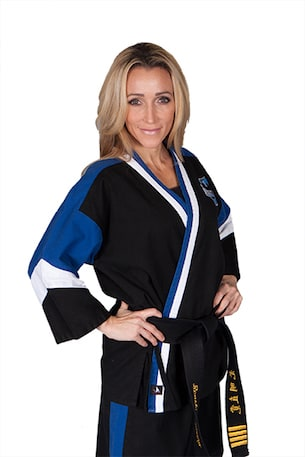 Molly Scaccia in Coconut Creek - Team Creek Martial Arts