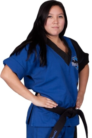 Caitlin Eguchi in Coconut Creek - Team Creek Martial Arts