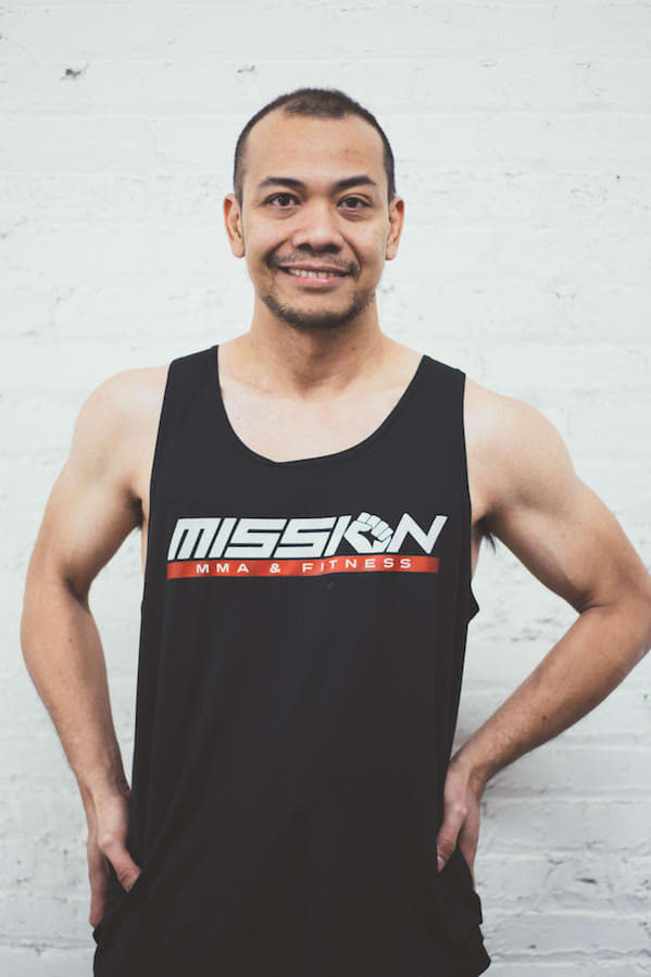 Chali Syah in 	 Chicago - Mission MMA And Fitness