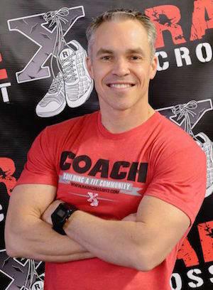 Adam Eidson in Fredericksburg - RARE CrossFit