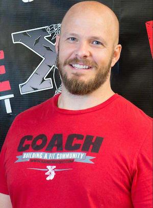 Levi Humphrey in Fredericksburg - RARE CrossFit