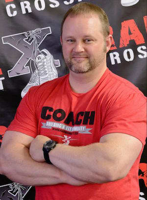 Jim McCormack in Fredericksburg - RARE CrossFit