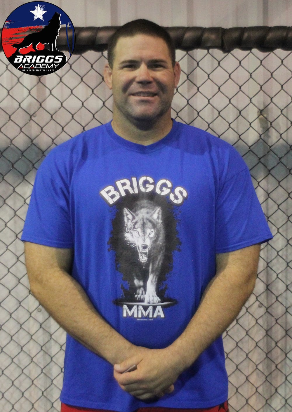 Jason Brown in El Paso - Briggs MMA