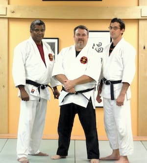 Sensei Gregory Poretz in Woodland Hills - KSK Martial Arts Academy