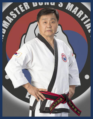 Grandmaster Dong in Richmond - Dong's Karate