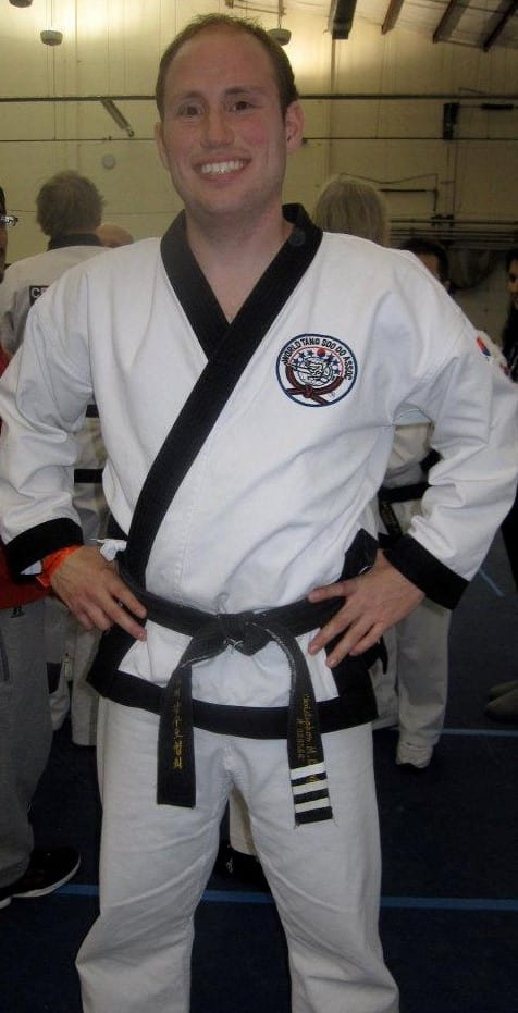CHRIS CONOLLY, SAM DAN in Bensalem - Nate Gordon's Black Belt Academy