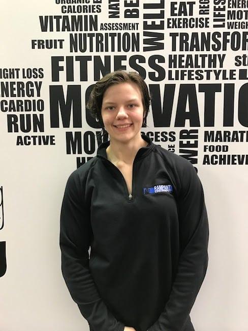Gloria Callesen in Stow - Rampant CrossFit