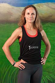 Tatiana Moskalenko in Dubai - Inspire Yoga Pilates And Fitness
