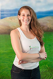 Cristina Najjar in Dubai - Inspire Yoga Pilates And Fitness