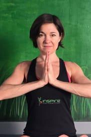 Eva Mainwaring in Dubai - Inspire Yoga Pilates And Fitness