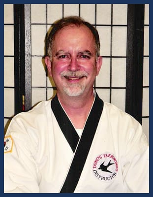 Instructor Bob Treadwell in Richmond - Dong's Karate