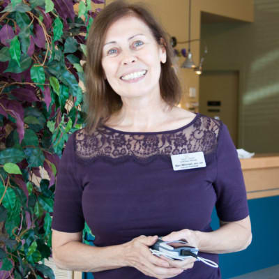 Bev Mitchell in Nanaimo - Northridge Health Performance Centre