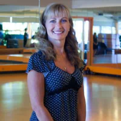 Silvia Knapp in Nanaimo - Northridge Health Performance Centre
