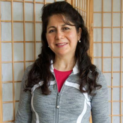 Nadia Soufan in Nanaimo - Northridge Health Performance Centre