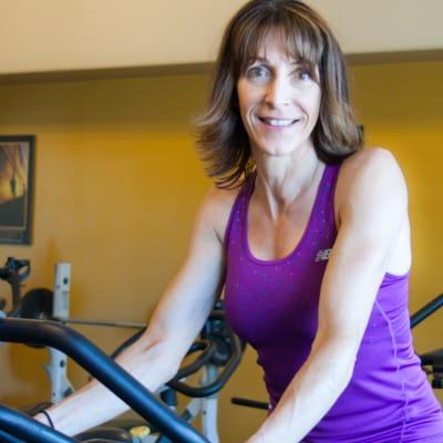 Suzan Briggs in Nanaimo - Northridge Health Performance Centre