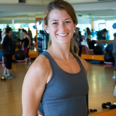 Chelsie Trinkwon in Nanaimo - Northridge Health Performance Centre
