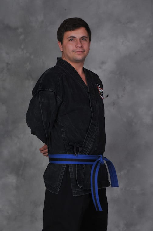 Zak Martinez in Midvale, Sandy, and Kearns - West Wind Karate