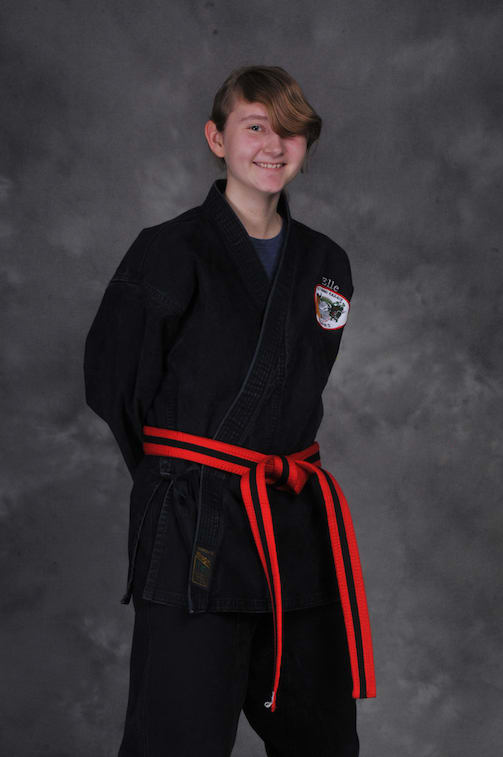 Gabrielle Bowlby in Midvale, Sandy, and Kearns - WestWind Karate