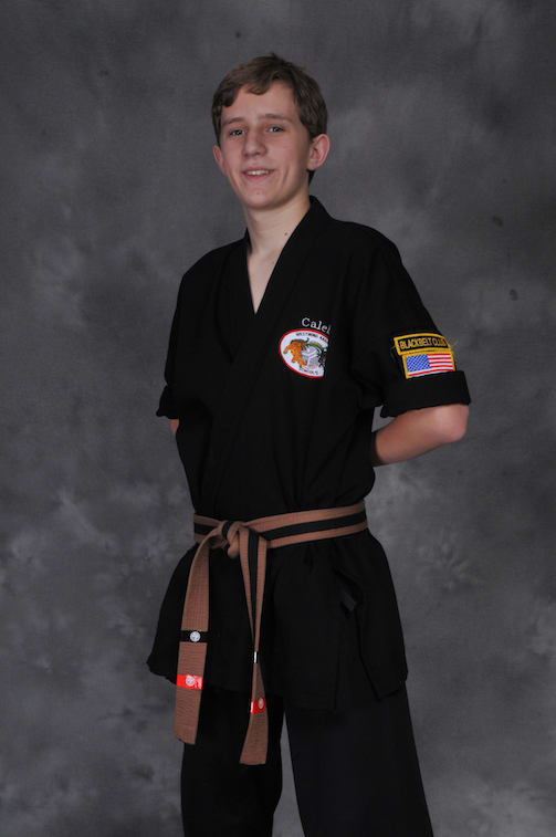 Caleb Tomlinson in Midvale, Sandy, and Kearns - West Wind Karate
