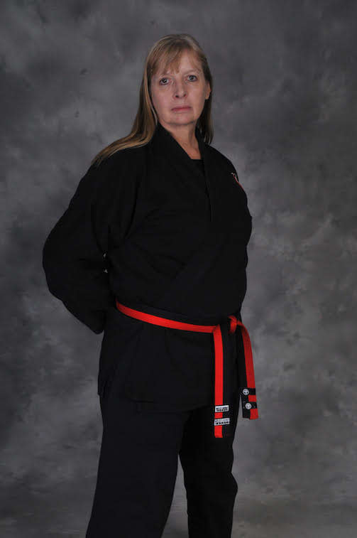 Sylvia Hansen in Midvale, Sandy, and Kearns - West Wind Karate