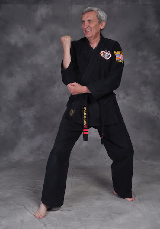 Craig Hansen in Midvale, Sandy, and Kearns - West Wind Karate