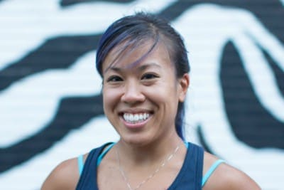 "Theresa ""Tranimal"" Tran in Denver - CrossFit Elevation"