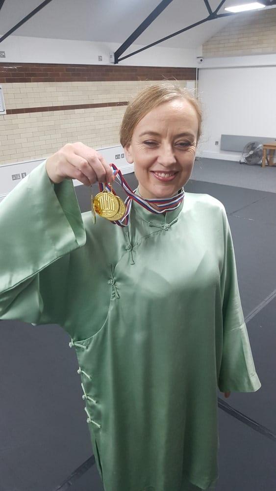 Catherine Birkinhead in Tring - Tring Martial Arts