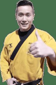 Master Yongjun Kim in Calgary - Master Rim's Taekwondo