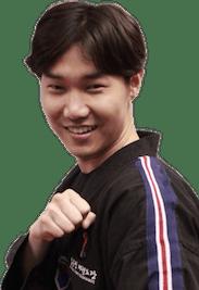 Master Eunsuk Hwang in Calgary - Master Rim's Taekwondo