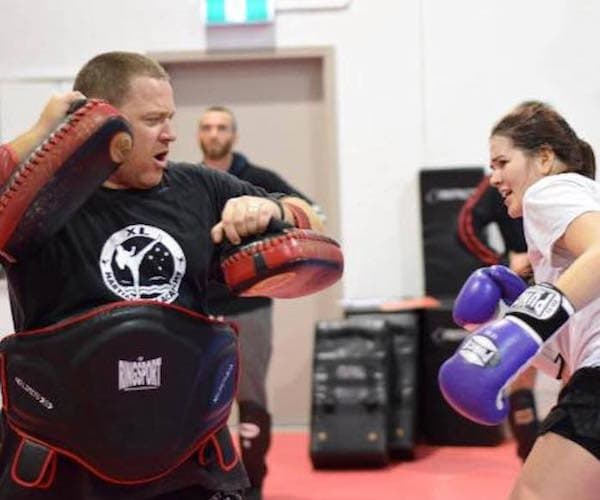 Tony Fisher in Mandurah - XL Martial Arts Academy